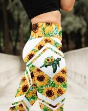 You Are My Sunshine High Waist Leggings aos-high-waist-leggings-lifestyle-11