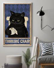 Thinking chair 11x17 Poster lifestyle-poster-1