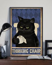 Thinking chair 11x17 Poster lifestyle-poster-2
