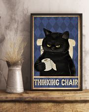 Thinking chair 11x17 Poster lifestyle-poster-3