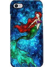 Queen Of The Sea Glass Pattern Print  Phone Case i-phone-8-case