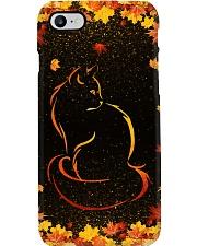Fall cat Phone Case i-phone-8-case