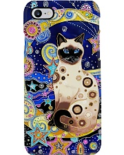 Moon Cat  Phone Case i-phone-8-case