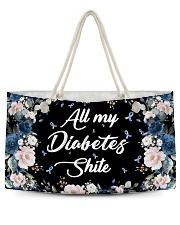 All my diabetes shite Weekender Tote thumbnail