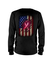 Ribbon flag Independence day Long Sleeve Tee tile