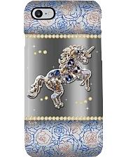 Lovely unicorn Phone Case i-phone-8-case
