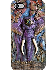 Magic Elephant Polymer Clay Print  Phone Case i-phone-8-case