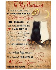 Cat Poster Doc 11x17 Poster front