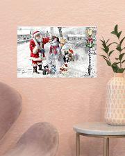 Snow Cat 17x11 Poster poster-landscape-17x11-lifestyle-22