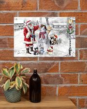 Snow Cat 17x11 Poster poster-landscape-17x11-lifestyle-23