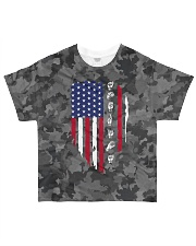 America All-over T-Shirt front