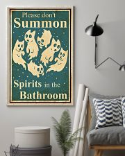 Please don't summon 11x17 Poster lifestyle-poster-1