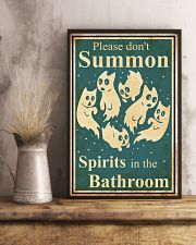 Please don't summon 11x17 Poster lifestyle-poster-3