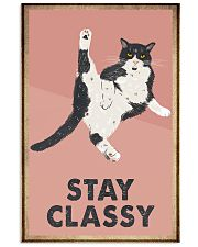 Stay Classy 11x17 Poster front