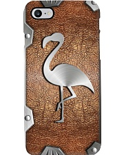 Flamingos pattern printfilein Phone Case i-phone-8-case