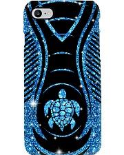 Turtle Faux printed apparel Phone Case i-phone-8-case