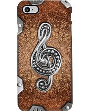 Music lovers Metal pattern print Phone Case i-phone-8-case