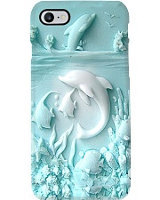 Dolphin  Phone Case i-phone-8-case