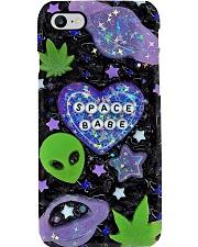 Space babe Phone Case i-phone-8-case