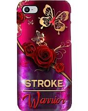 Stroke warrior Phone Case i-phone-8-case