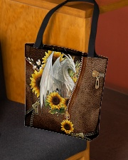 Dragon Sunflowers  All-over Tote aos-all-over-tote-lifestyle-front-02