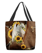 Dragon Sunflowers  All-over Tote front