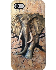 Elephant Clay Pattern Print  Phone Case i-phone-7-case