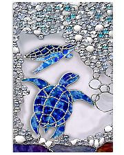 Lovely turtles 11x17 Poster front