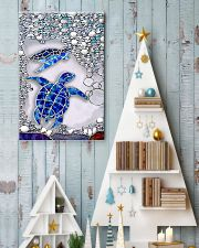 Lovely turtles 11x17 Poster lifestyle-holiday-poster-2