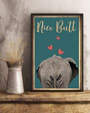 Nice butt 11x17 Poster lifestyle-poster-3