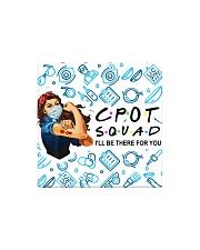 mas squad CPOT  Square Magnet tile