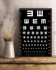 eye-chart 24x36 Poster lifestyle-poster-3