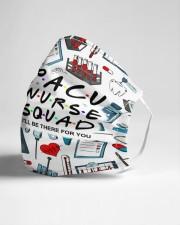 mas squad pacu nurse Cloth Face Mask - 3 Pack aos-face-mask-lifestyle-21
