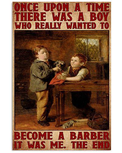 Barber Once Upon