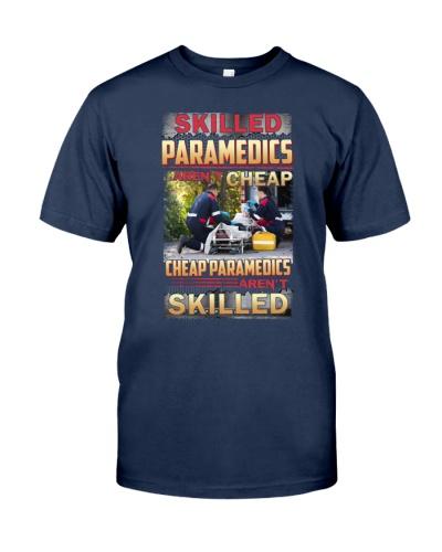 aren't cheap paramedic