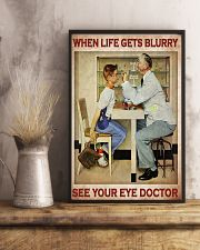 eye-blur-doctor 24x36 Poster lifestyle-poster-3