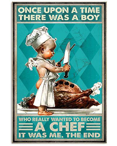 Chef Once Upon Boy
