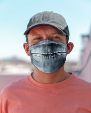 Xray Teeth Bracer Cloth Face Mask - 3 Pack aos-face-mask-lifestyle-06