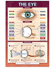 the eye 24x36 Poster front