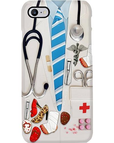 phonecase podiatrist