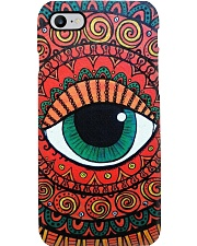 ayurveda healing eye Phone Case i-phone-8-case