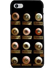 Eye diseases dvhd-pml Phone Case i-phone-8-case