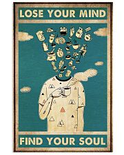 loose mind coffee  24x36 Poster front
