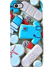 Nurse cookie Phone Case i-phone-8-case