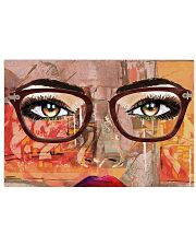 eye-glass-collage 1 17x11 Poster front