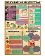 midwife breast feeding 11x17 Poster front
