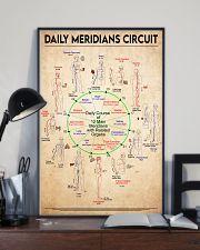 Daily meridians circuit dvhd-cva 24x36 Poster lifestyle-poster-2
