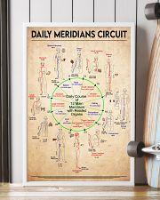 Daily meridians circuit dvhd-cva 24x36 Poster lifestyle-poster-4