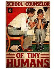 counselor tinyhuman 11x17 Poster front