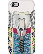 dentist-abstract 4ad 0705 -4 Phone Case i-phone-8-case